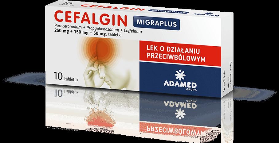 Cefalgin MigraPlus